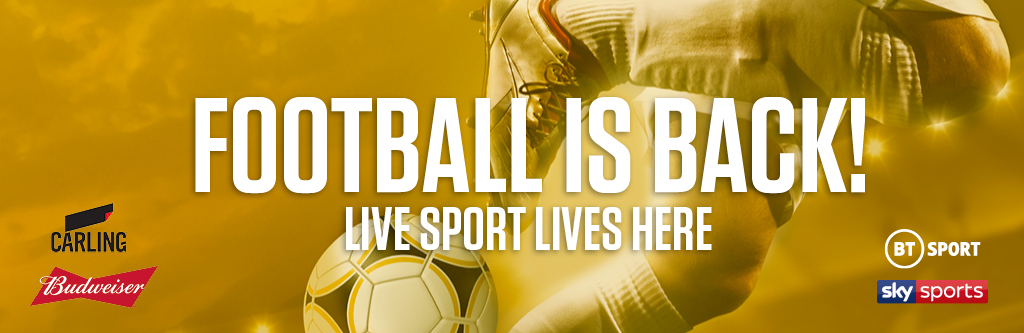 Watch live football at Old Ball