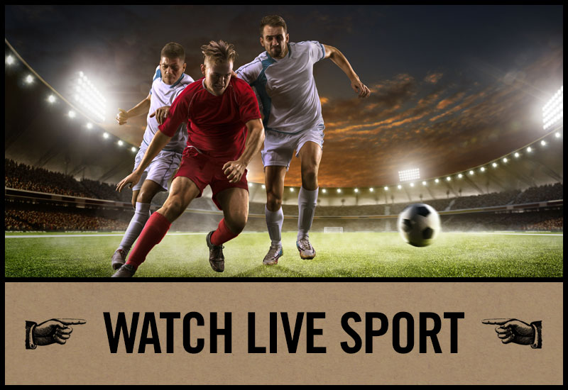 Live Sport at Old Ball