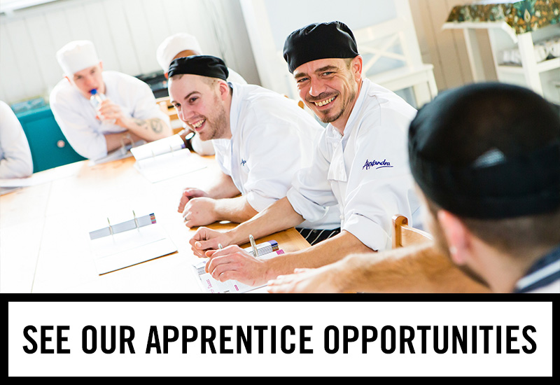 Apprenticeships at Old Ball